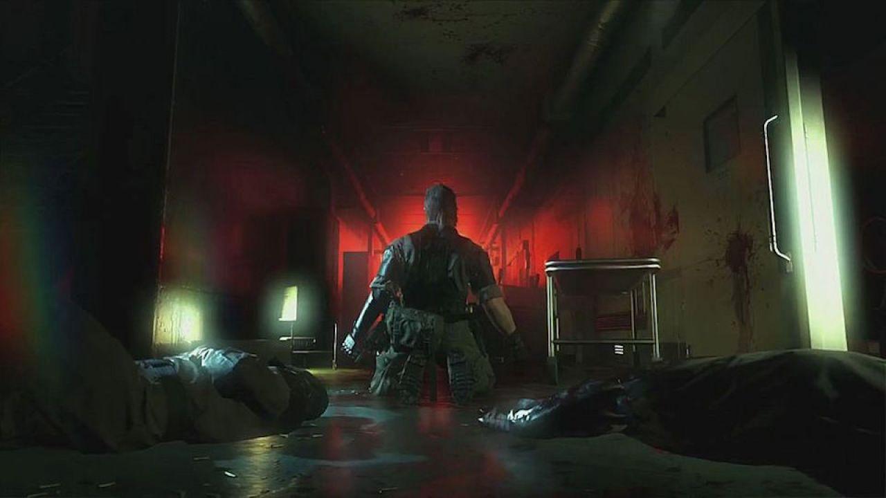 Il corno di Snake può crescere in Metal Gear Solid V The Phantom Pain