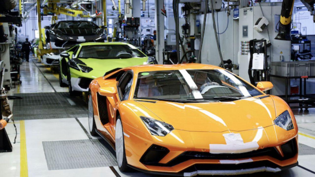 Il coronavirus ferma il Toro: Lamborghini chiude gli stabilimenti italiani