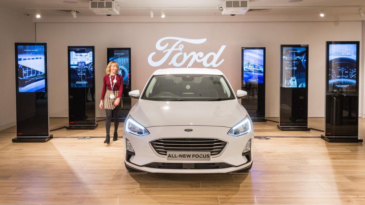 Il Coronavirus rivoluziona la vendita di auto, per Ford il futuro è online