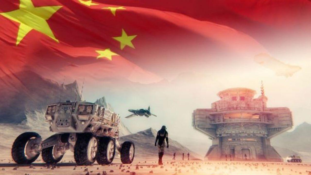Il Covid-19 non ferma la Cina: i veicoli del paese toccheranno il suolo marziano a Luglio