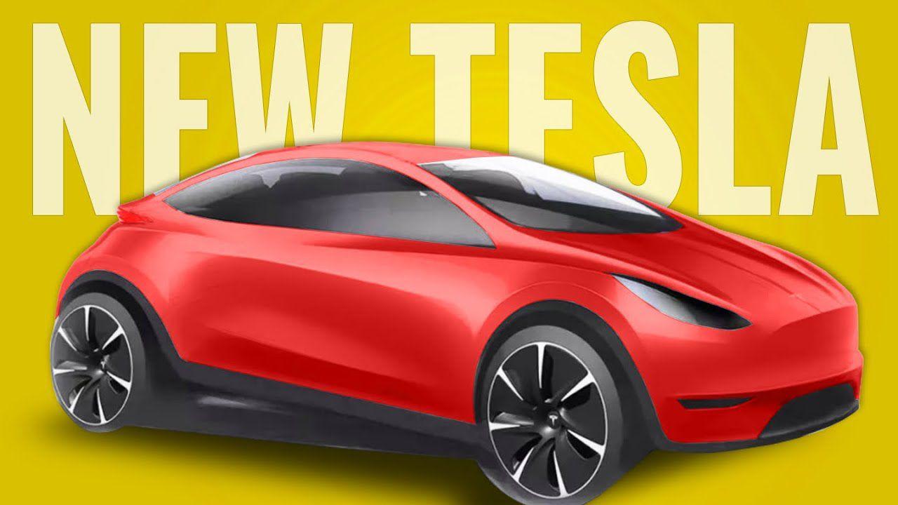 Il debutto della Tesla compatta ed economica potrebbe essere vicinissimo