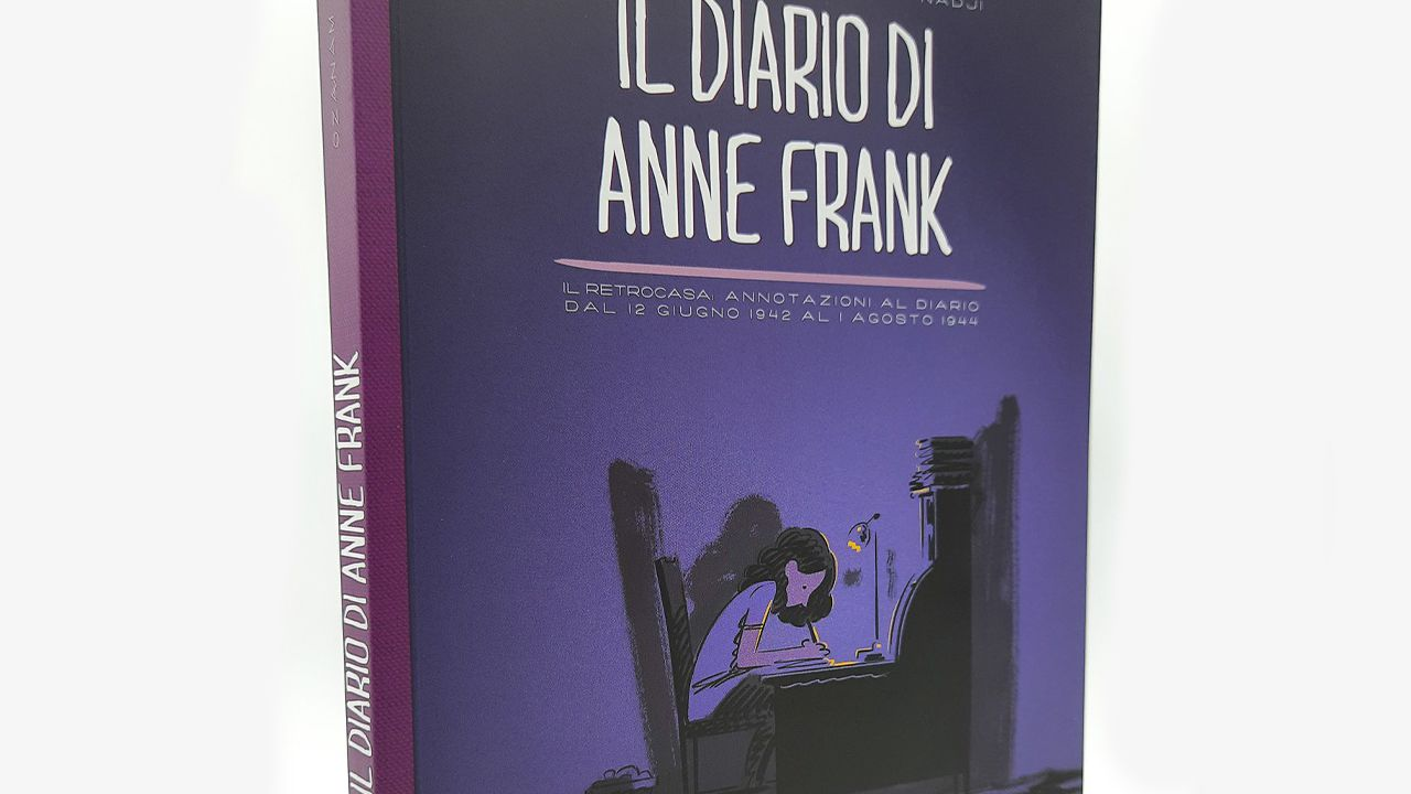 Il Diario di Anna Frank arriva in versione graphic novel con Star Comics