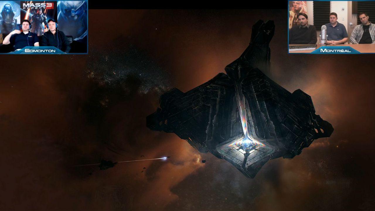 Il direttore creativo di Mass Effect 4 chiede ai fan cosa vogliono nel gioco
