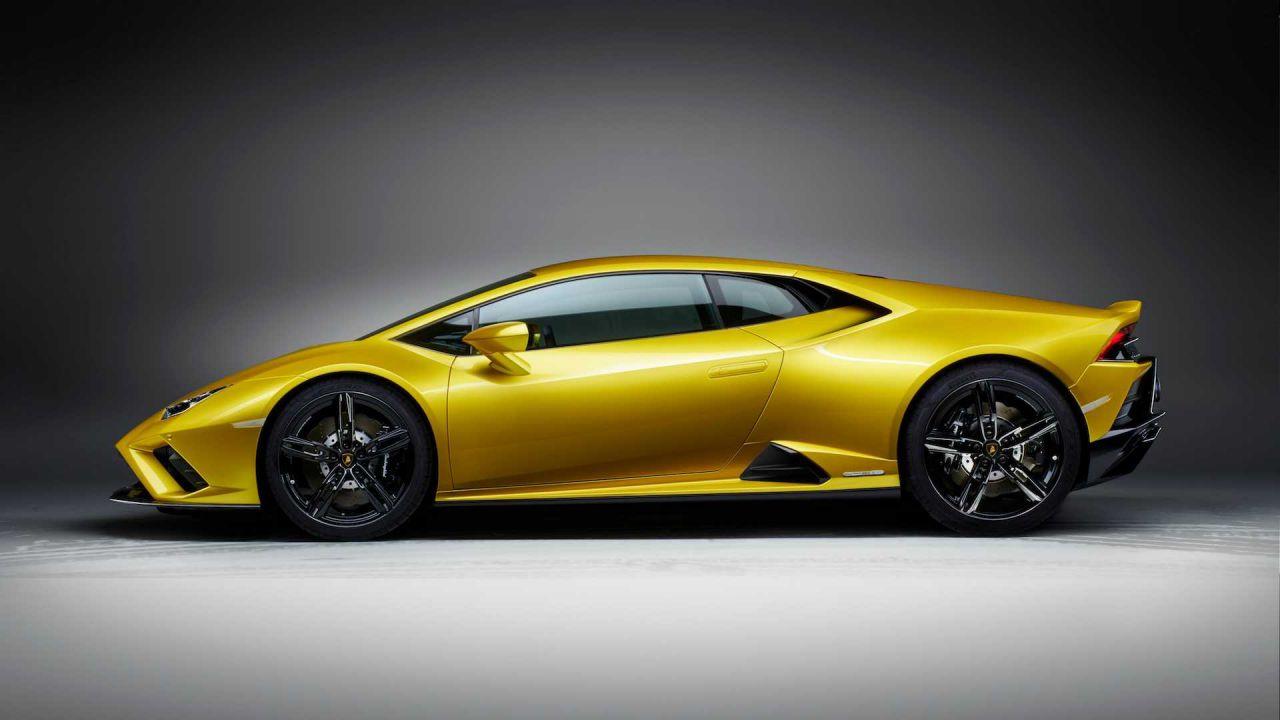 Il divertimento puro ha un nome: Lamborghini Huracan Evo a trazione posteriore