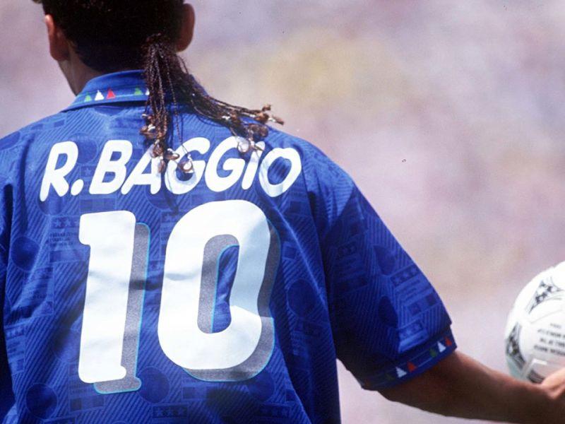 Il Divin Codino, ecco il trailer del film Netflix su Roberto Baggio!