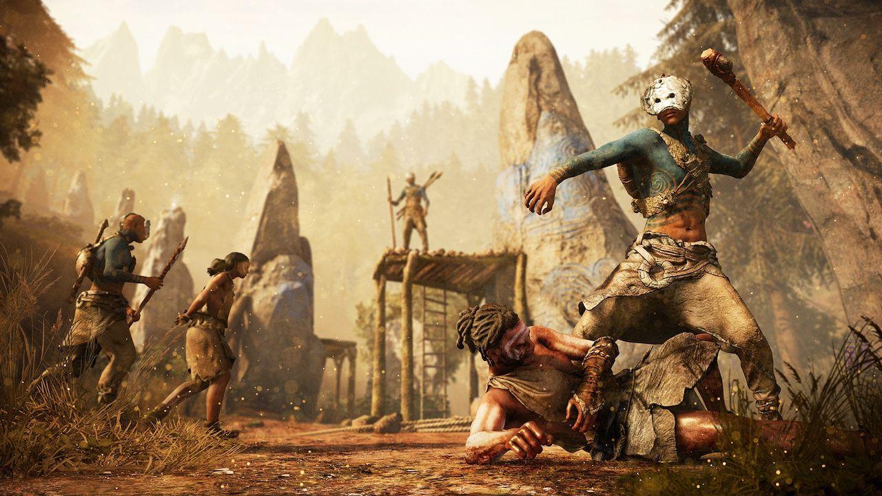Il doppiatore di Adam Jensen dà la voce al protagonista di Far Cry Primal