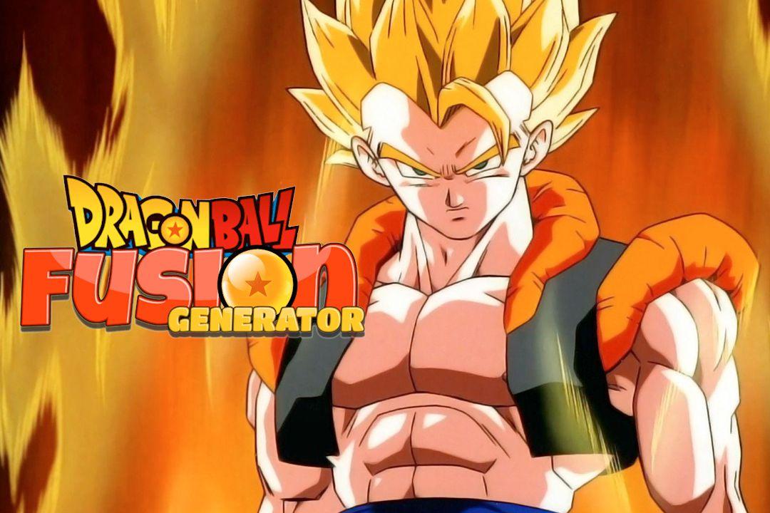 Il Dragon Ball Fusion Generator vi permetterà di fondere