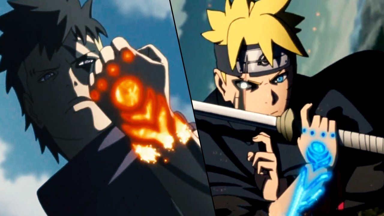 Il duello Boruto vs Kawaki presentato a inizio manga è davvero ciò che sembra?