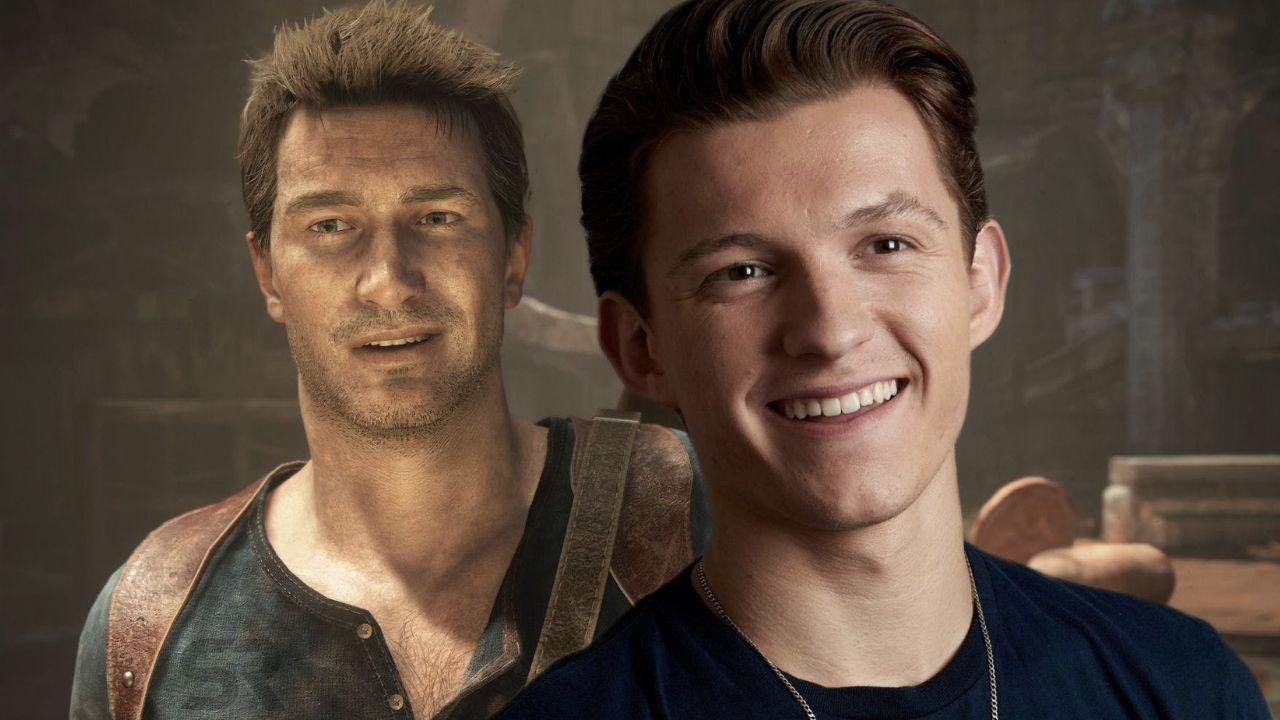 Il film di Uncharted sarà una storia di origine, rivela Tom Holland
