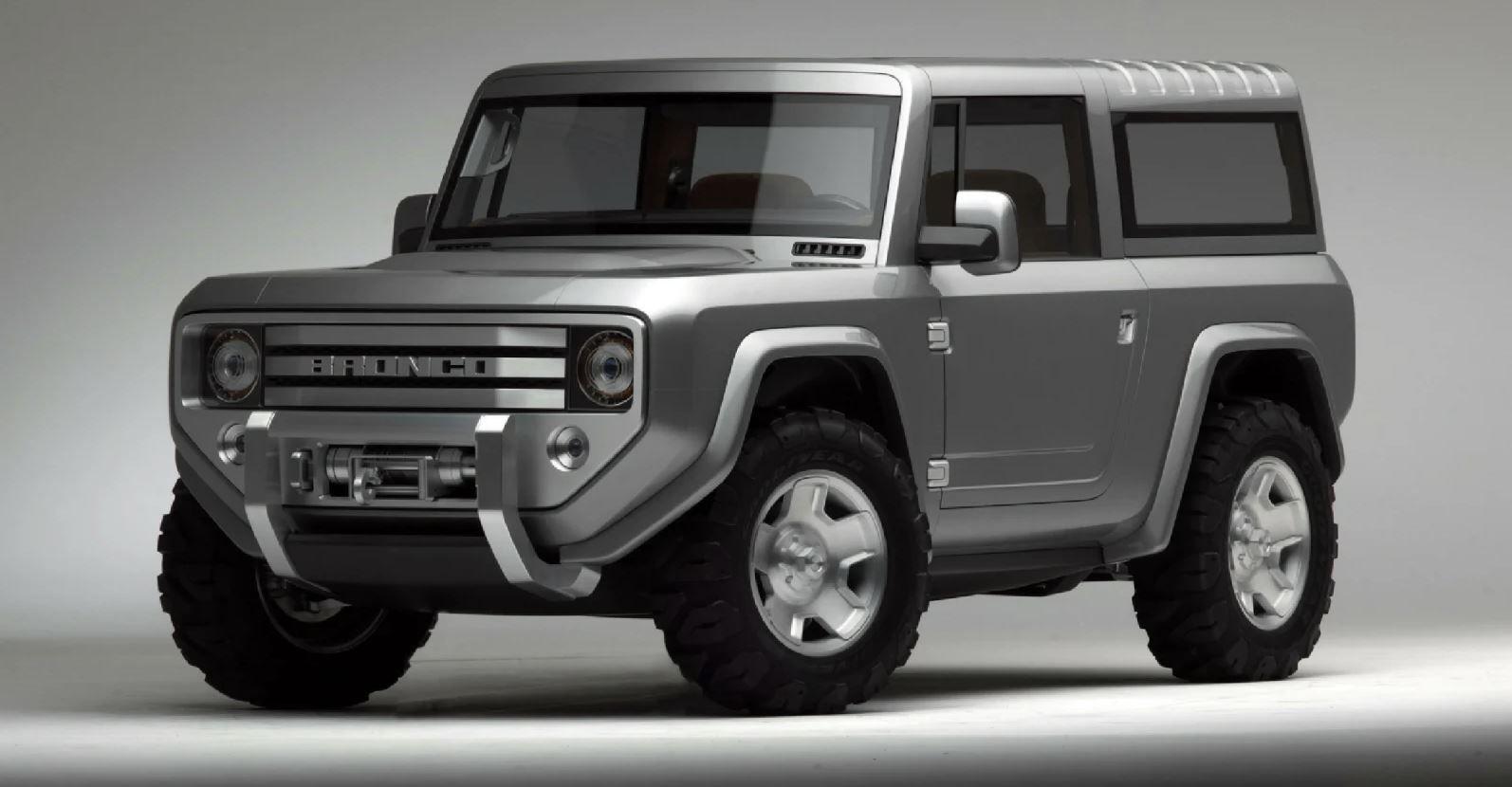 Il Ford Bronco sarà presentato a luglio, è ufficiale