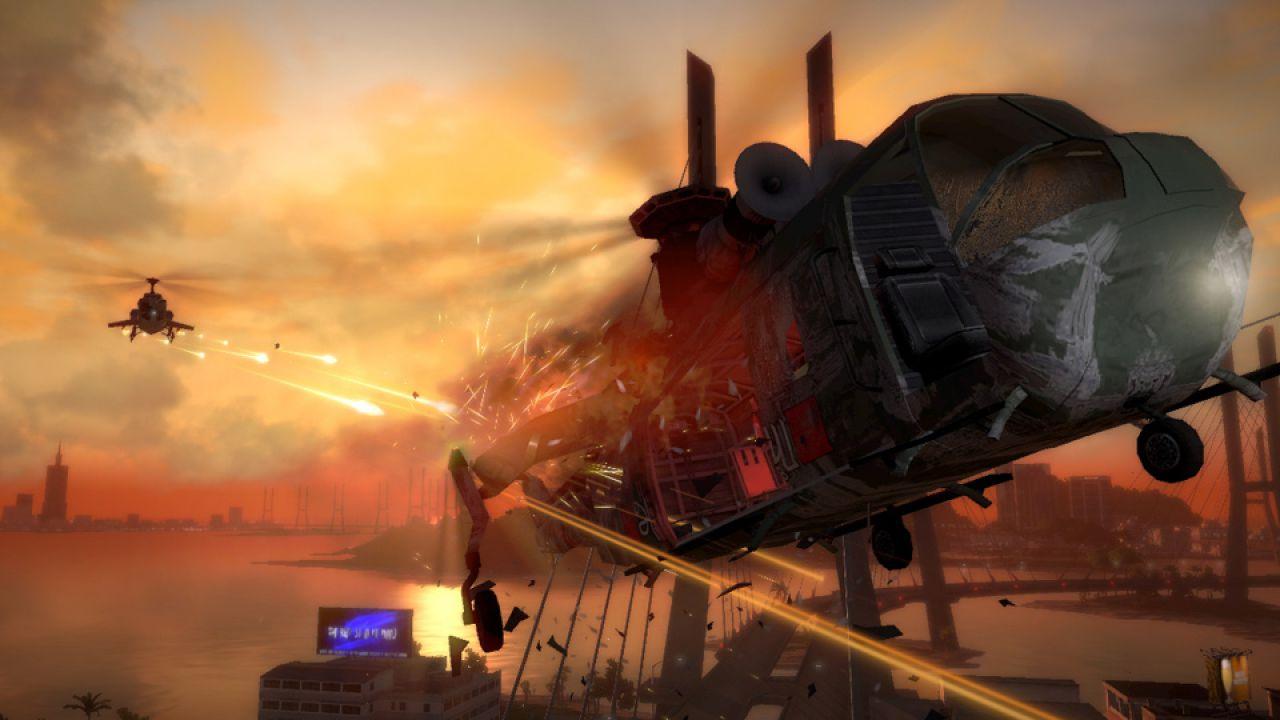 Il founder di Avalanche Studios pubblica un nuovo screenshot. E' Just Cause 3?
