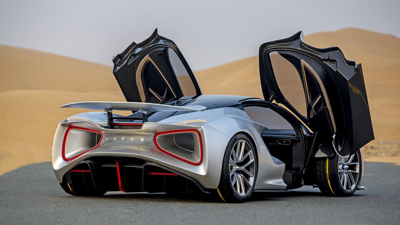 Il futuro della hypercar Evija a rischio? Lotus scarica il partner Williams