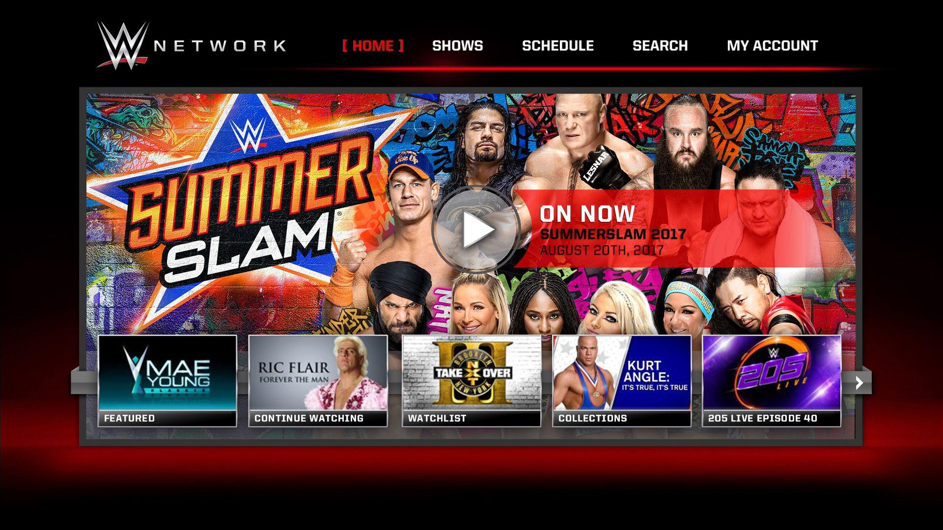 Il futuro del WWE Network dopo il divorzio con Disney ...