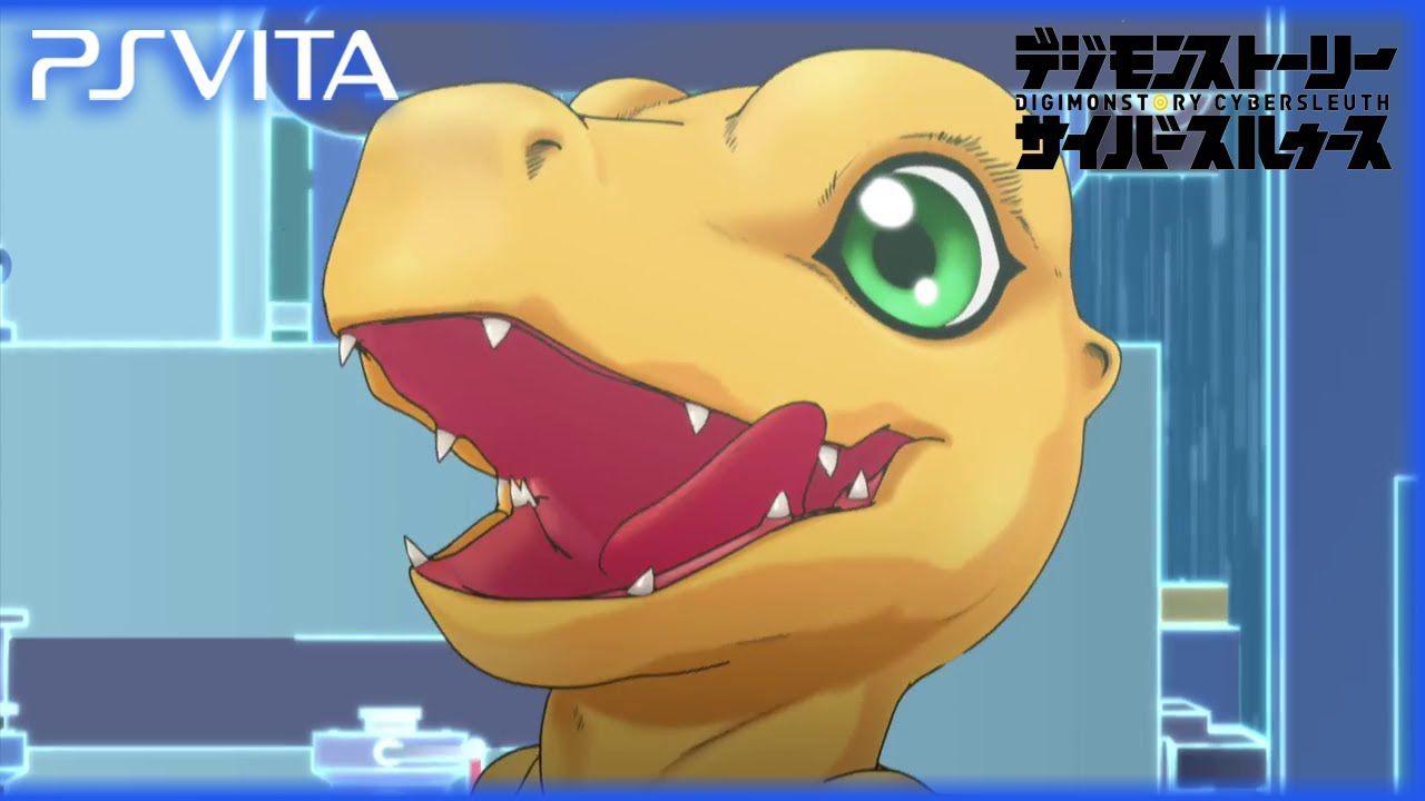 Il gameplay di Digimon Story Cyber Sleuth verrà mostrato in diretta streaming il 2 marzo