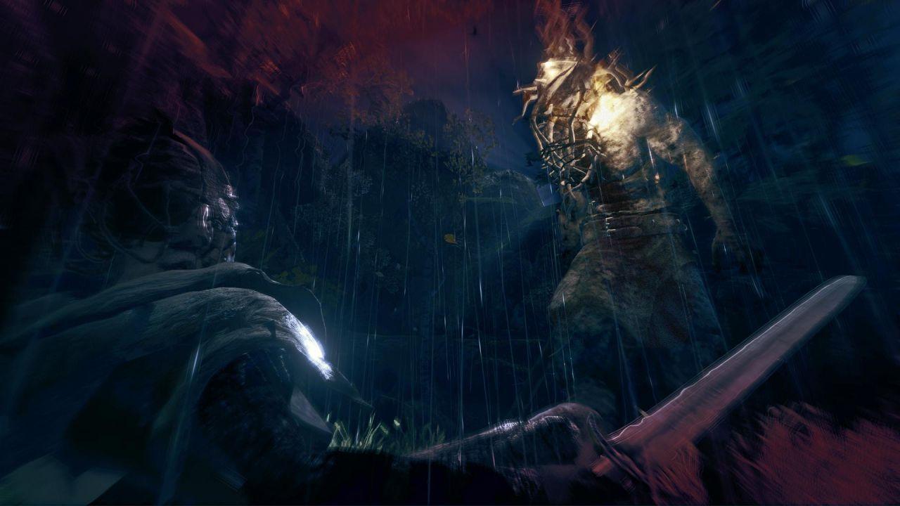 Il gameplay di Hellblade si mostra alla GamesCom