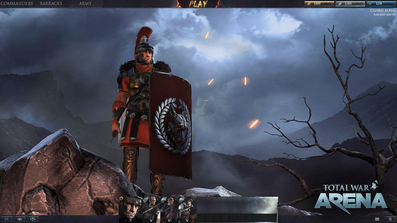 Il gameplay di Total War: ARENA si mostrerà entro fine mese
