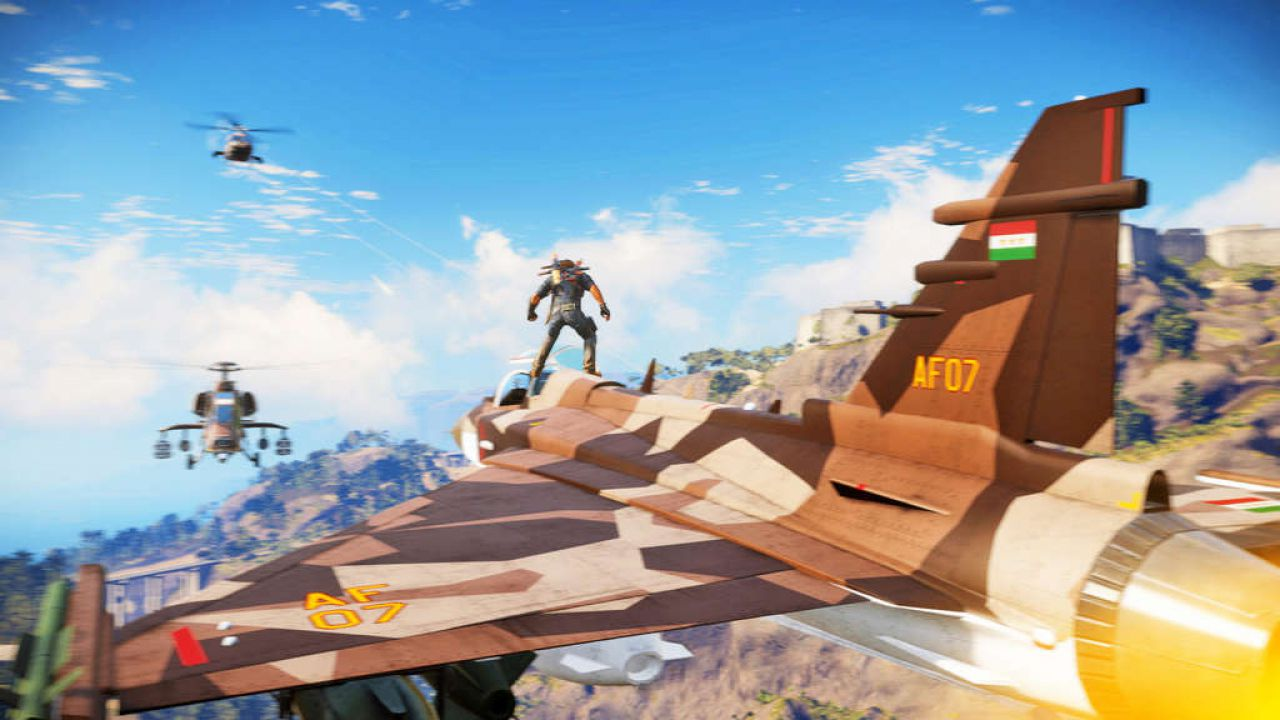 Il gameplay trailer di Just Cause 3 ha svelato dieci novità del gioco
