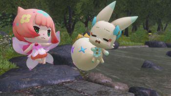 Il gameplay di World of Final Fantasy si mostra in nuovi screenshot