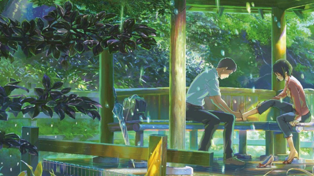 Il giardino delle parole la light novel di makoto shinkai for Soluzioni il giardino delle parole