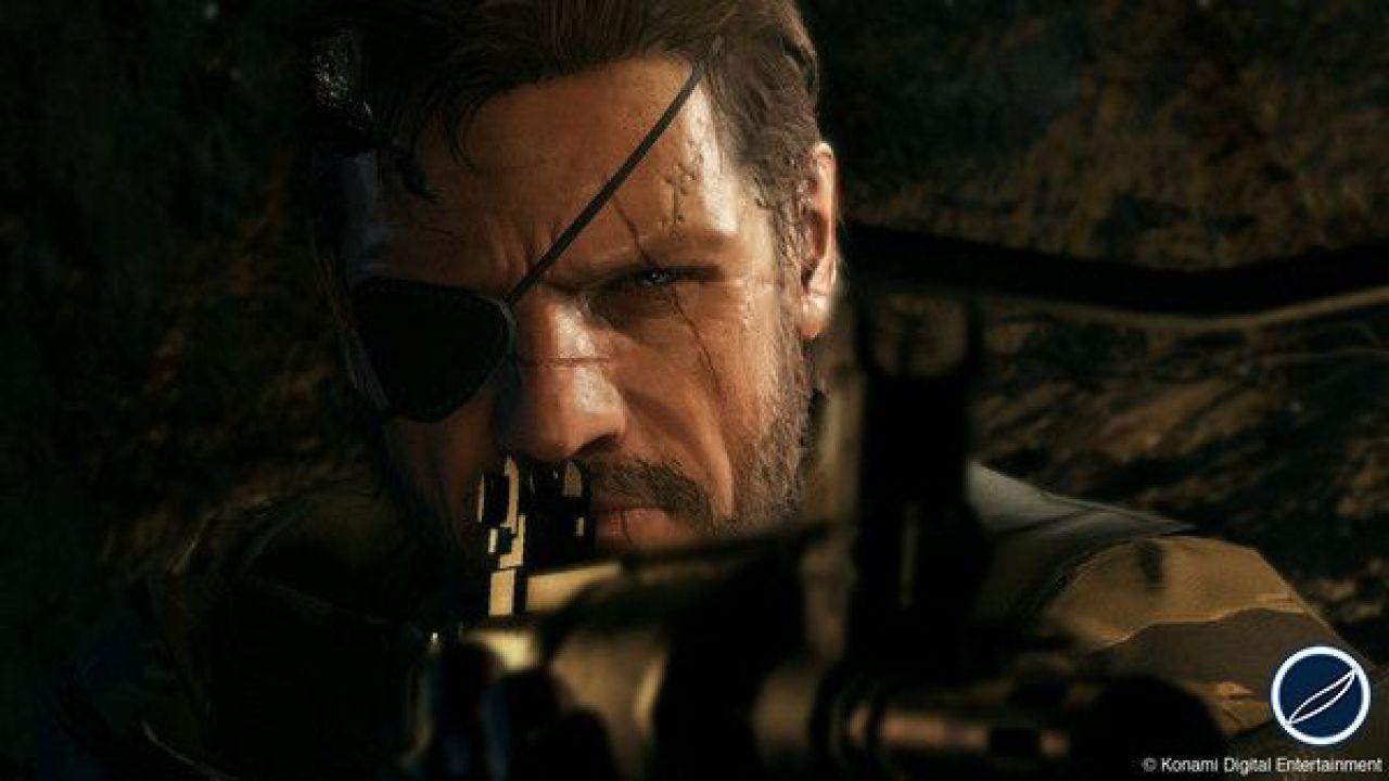 Il lavoro di Kiefer Sutherland in Metal Gear Solid 5 The Phantom Pain stupirà i fan