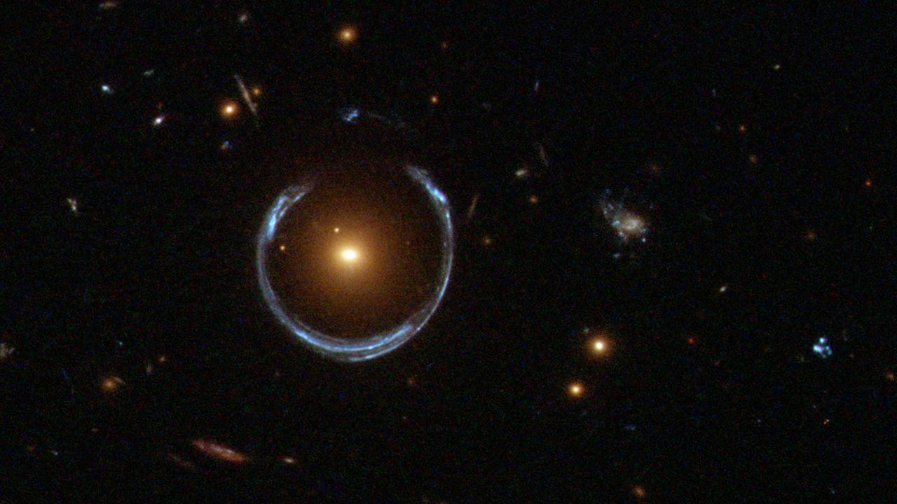 Il 'lensing' per le onde gravitazionale sembra ancora molto lontano