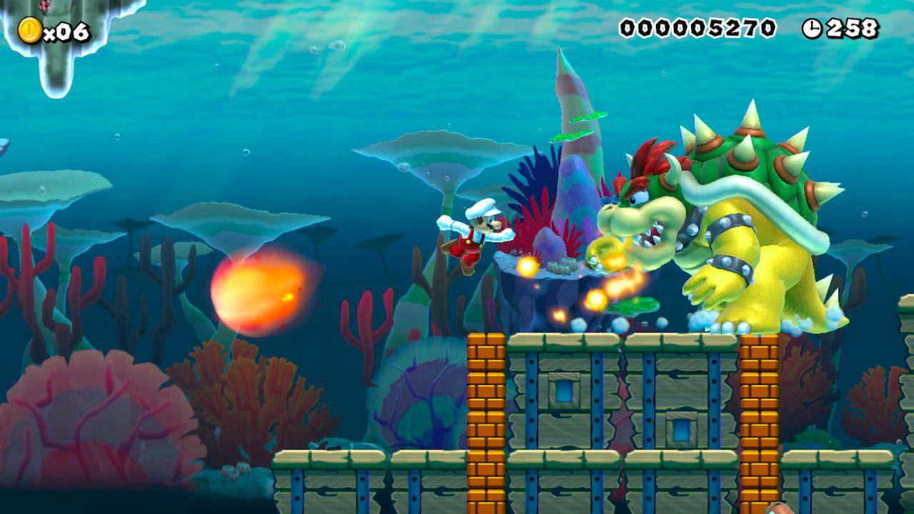 Il livello più popolare di Super Mario Maker si gioca da solo