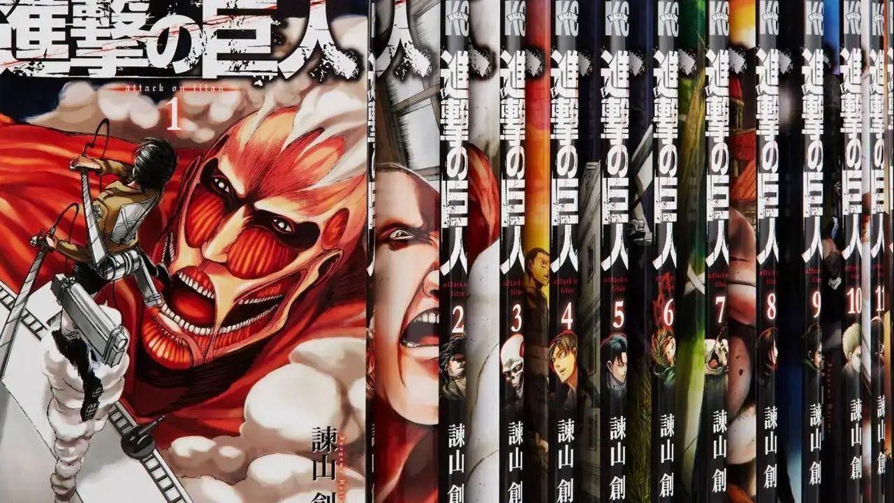 Il manga de L'Attacco dei Giganti finirà ad aprile: Kodansha annuncia l'ultimo capitolo