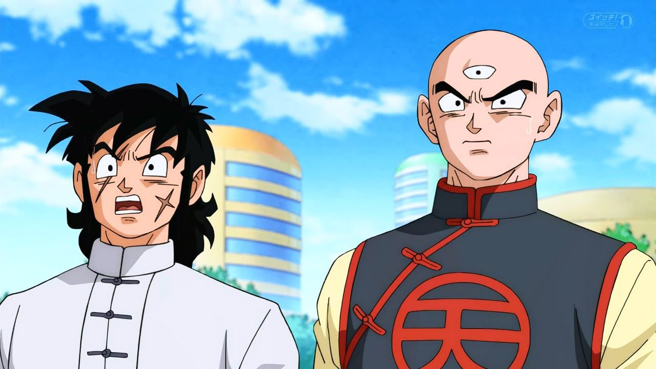 Il manga di Dragon Ball Super mette in luce la debolezza di Tenshinhan