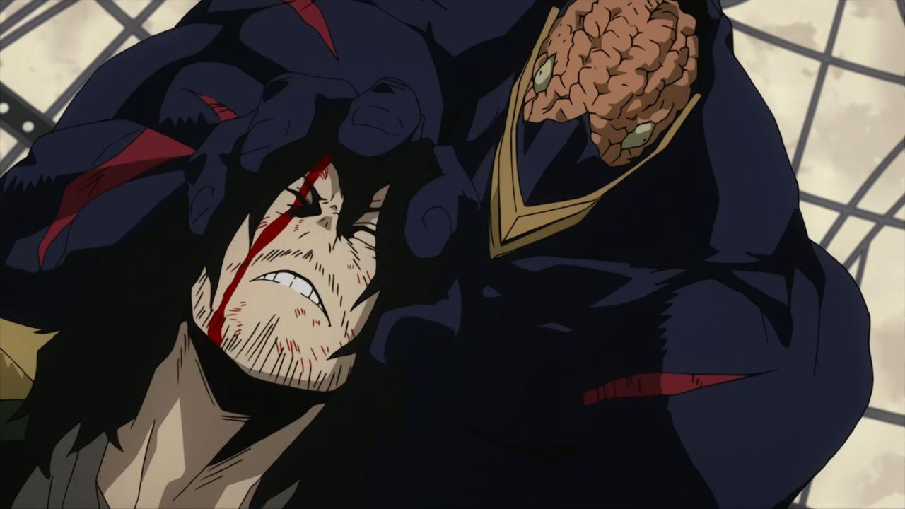 Il manga di My Hero Academia ha introdotto un nuovo tipo di Nomu