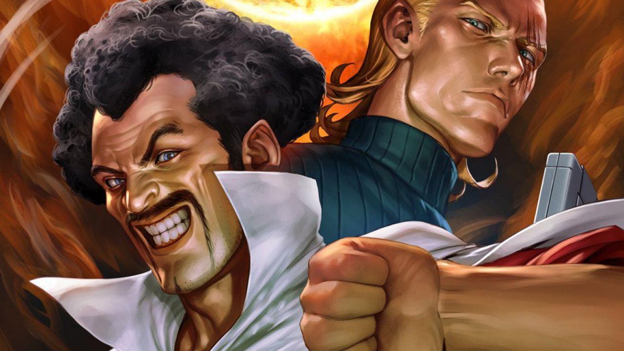 Il mash-up di un fan tra One-Punch man e Dragon Ball!