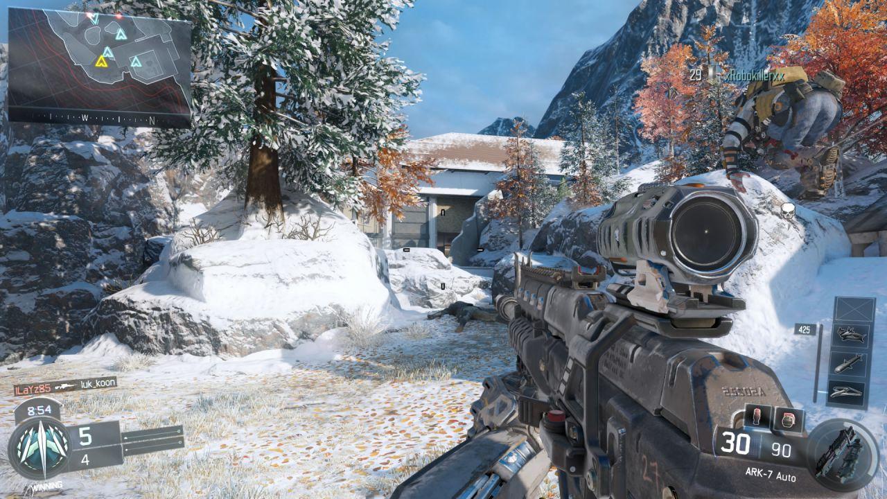 Il matchmaking di Call of Duty Black Ops 3 si baserà sulla qualità delle connessioni