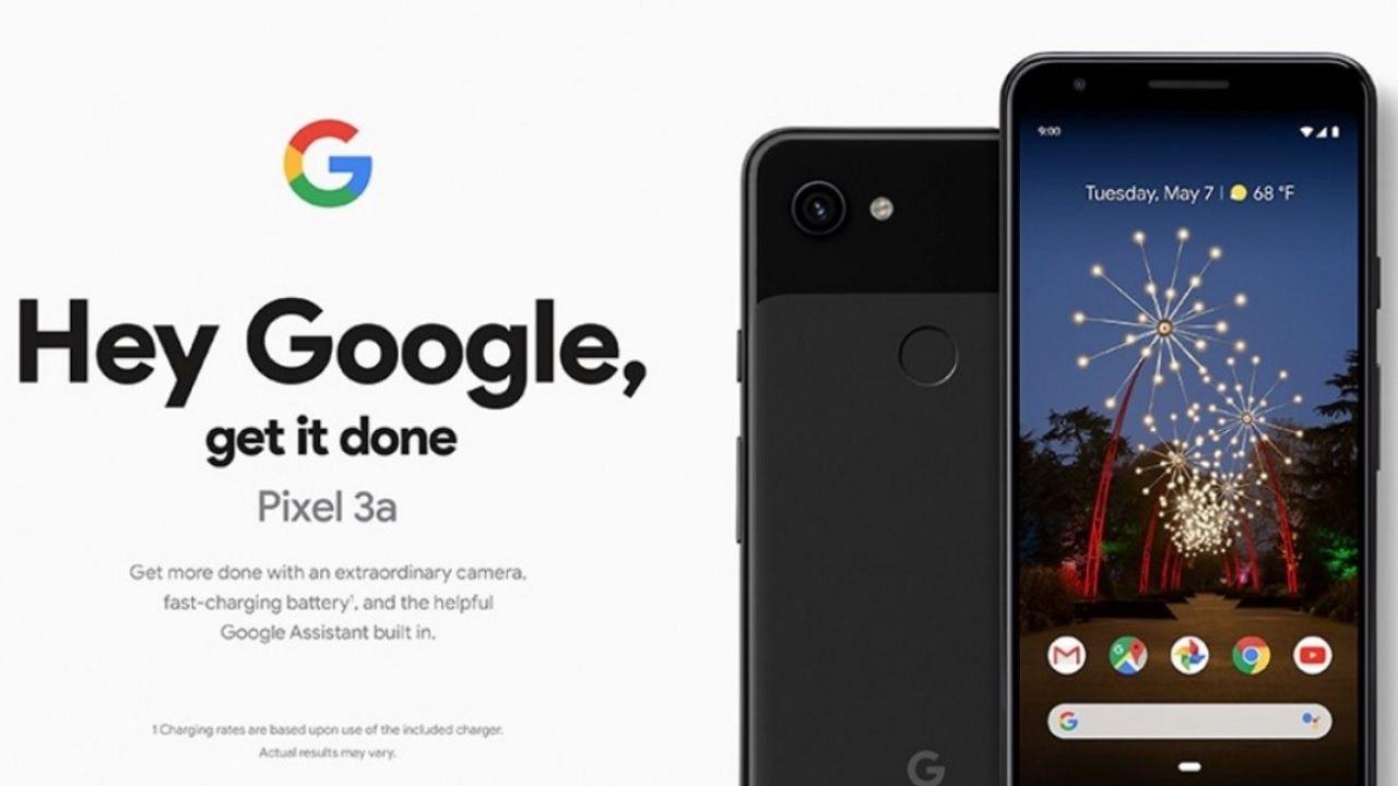 Il materiale promozionale di Google Pixel 3a e 3a XL trapela online prima dell'annuncio