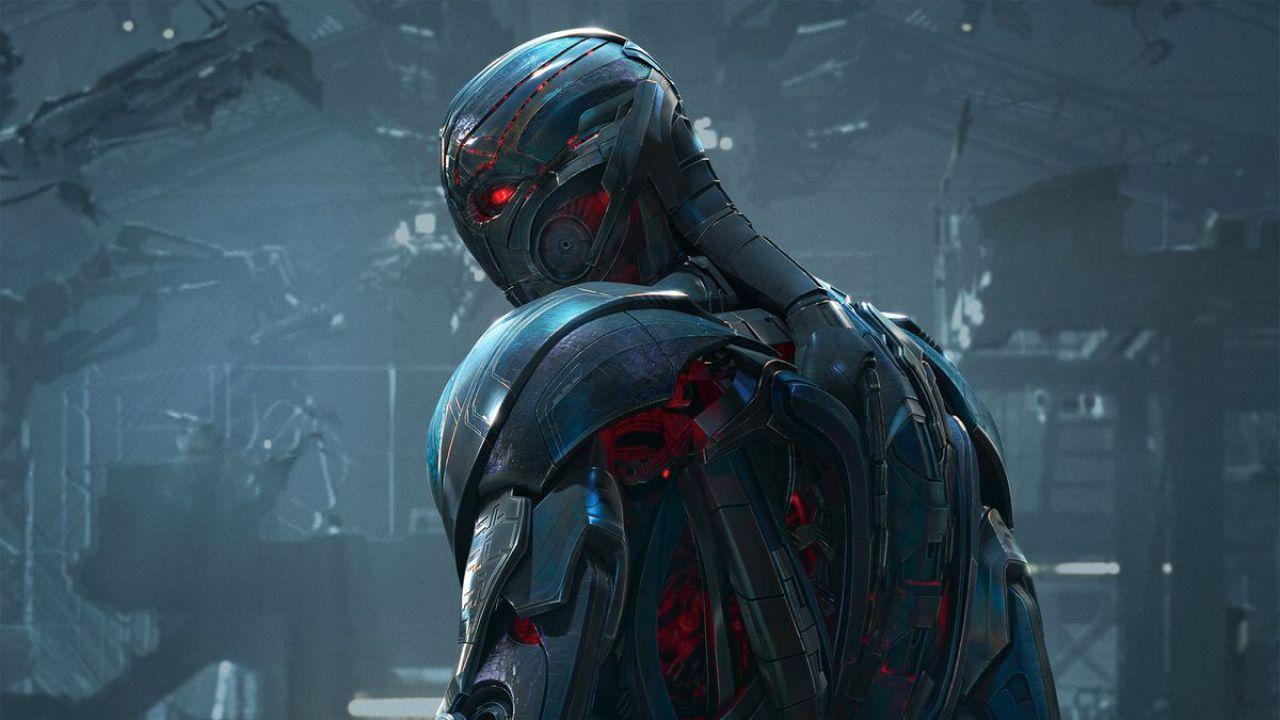 Il mega-Ultron mai apparso al cinema in un concept da Avengers: Age of Ultron