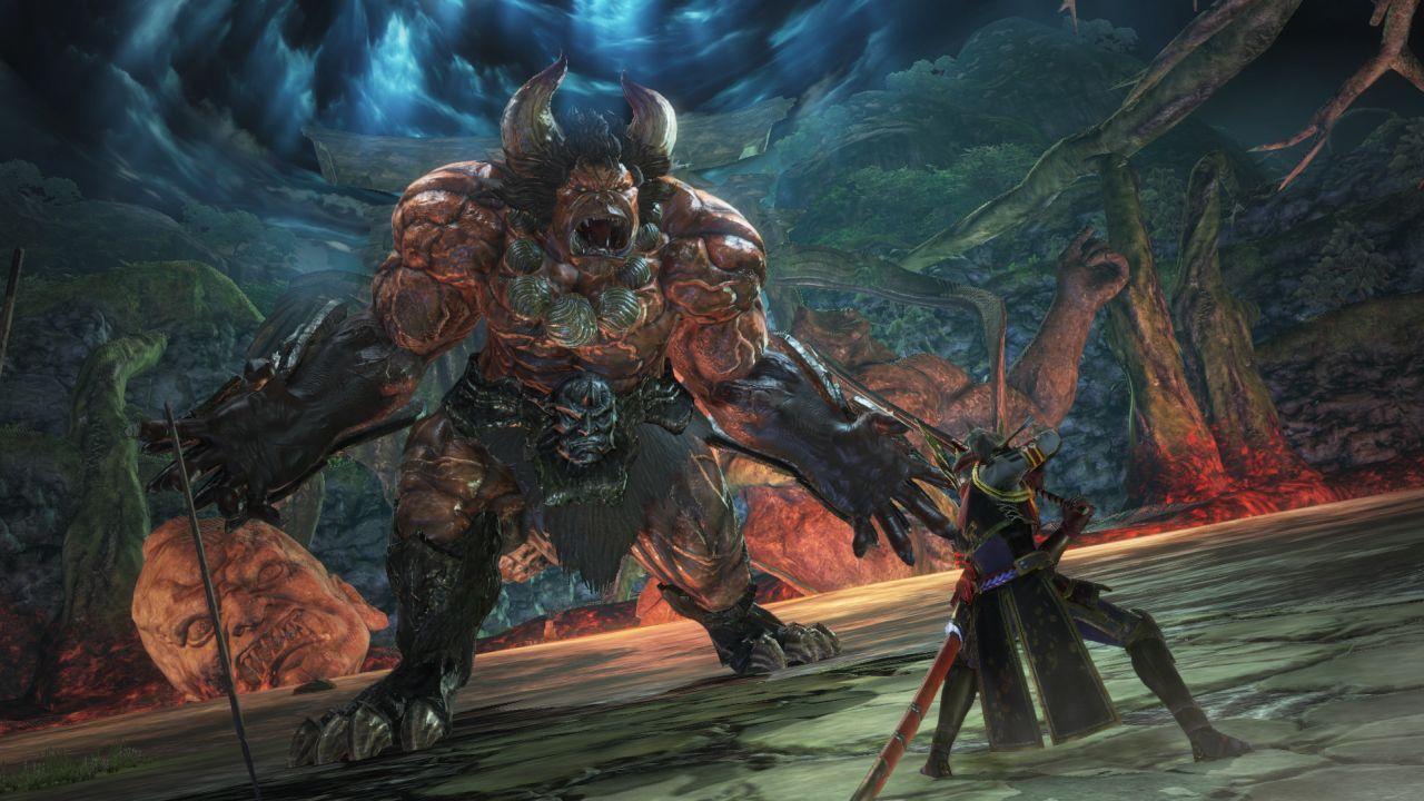 Il mondo open world di Toukiden 2 si mostra in immagini