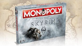 Il Monopoly di Skyrim uscirà nel 2017