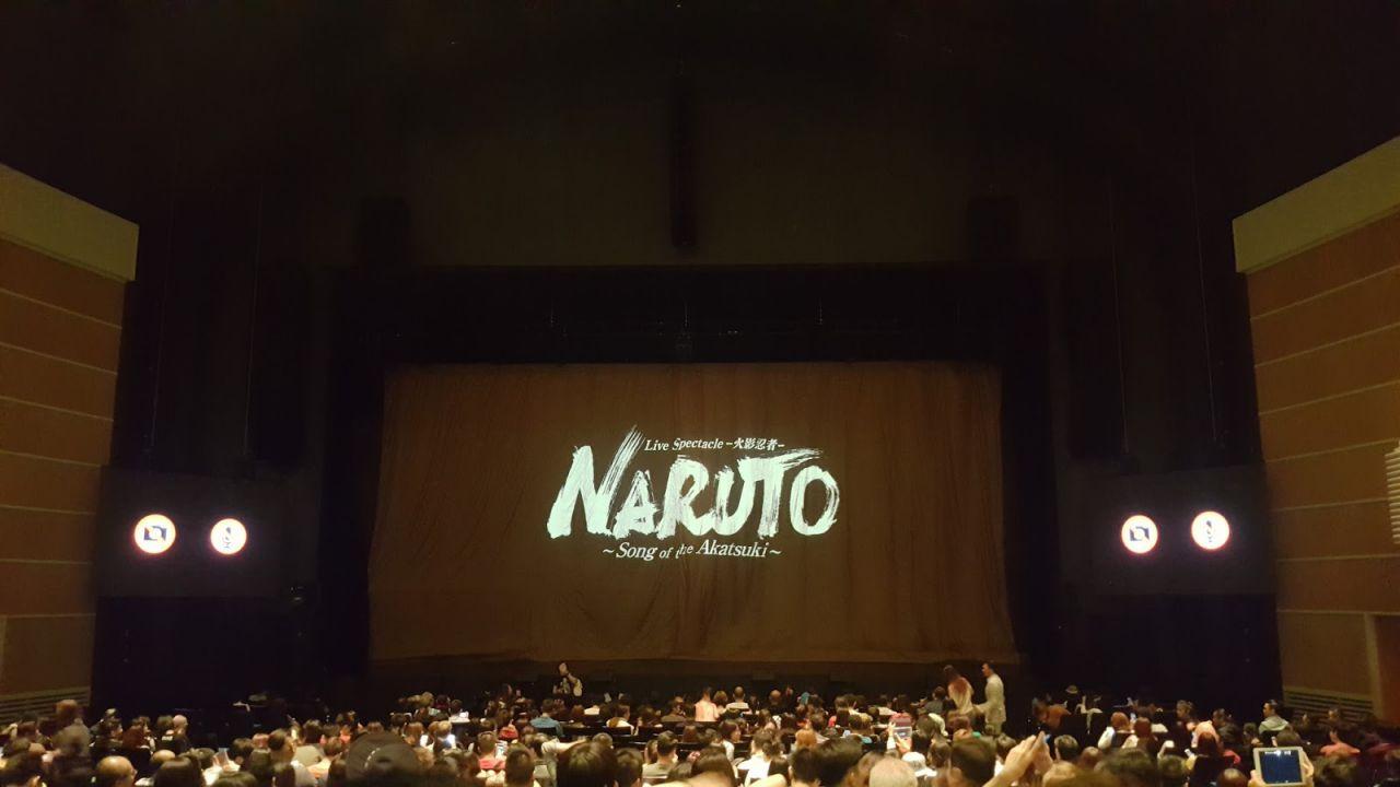 Il musical Naruto: Song of the Akatsuki tornerà ancora una volta sul palcoscenico