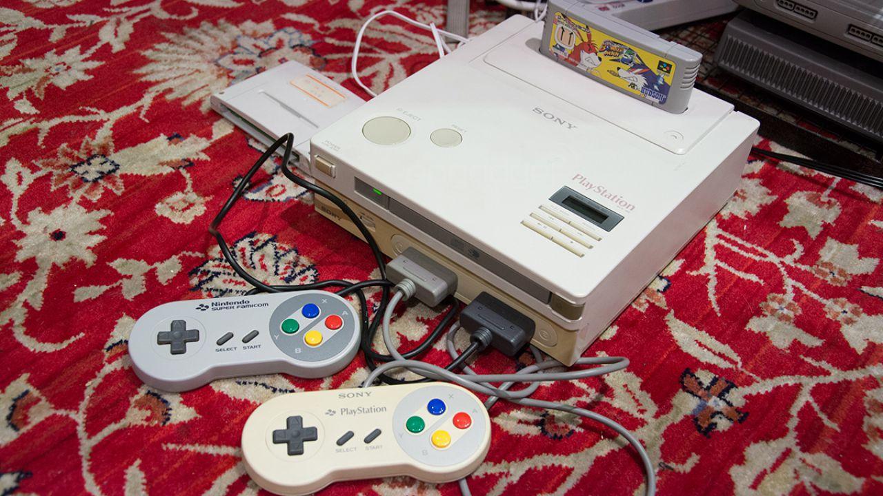 Il Nintendo PlayStation è realtà e funziona!