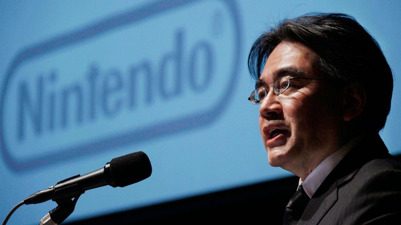 Il Nintendo World Store di New York ha allestito un'area per ricordare Satoru Iwata