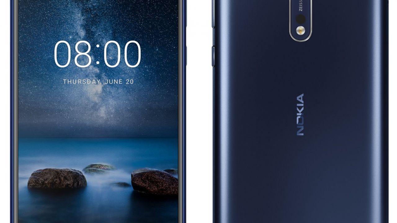 Il Nokia 8 costerà 520 Euro in Europa? Vodafone Romania conferma