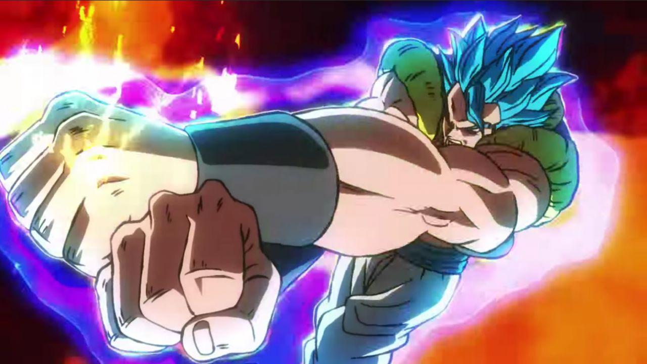 Il nuovo attacco utilizzato da Gogeta in Dragon Ball Super: Broly ha finalmente un nome