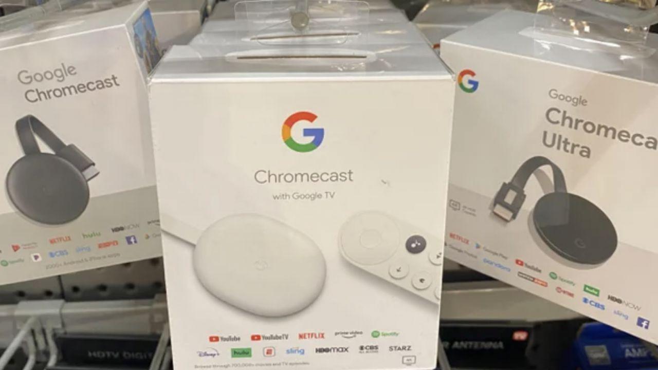 Il nuovo Chromecast è già in vendita, ma ancora non è stato presentato