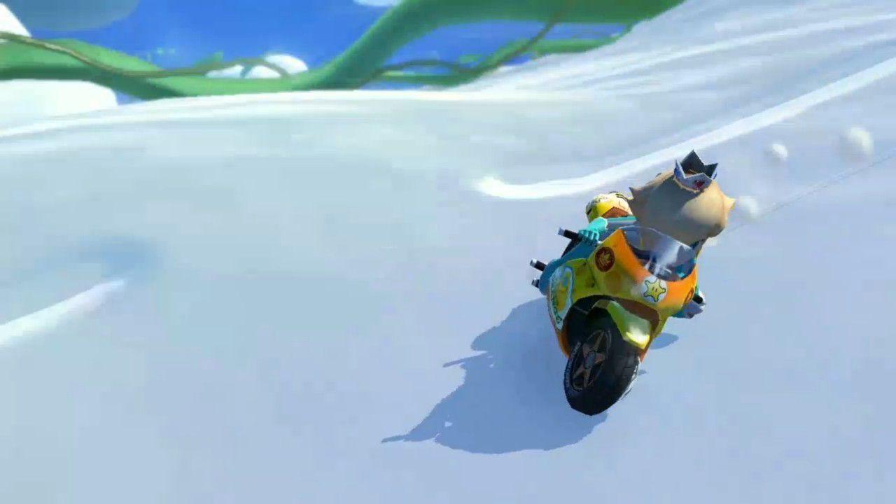 Il nuovo DLC di Mario Kart 8 è quasi pronto