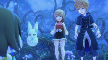 Il nuovo filmato di World of Final Fantasy ci mostra le fasi di combattimento