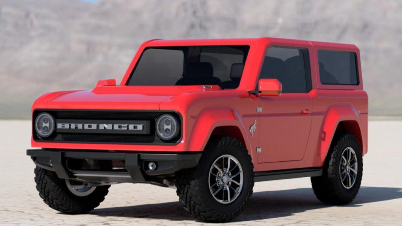 Il nuovo Ford Bronco sarà presentato a marzo, ma per il 'Baby' bisognerà aspettare di più