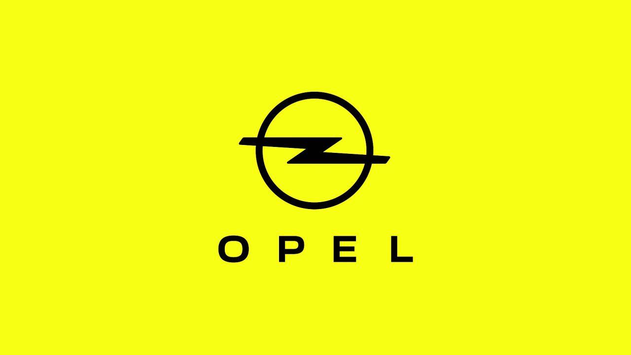 Il nuovo logo Opel: il marchio tedesco si prepara al futuro