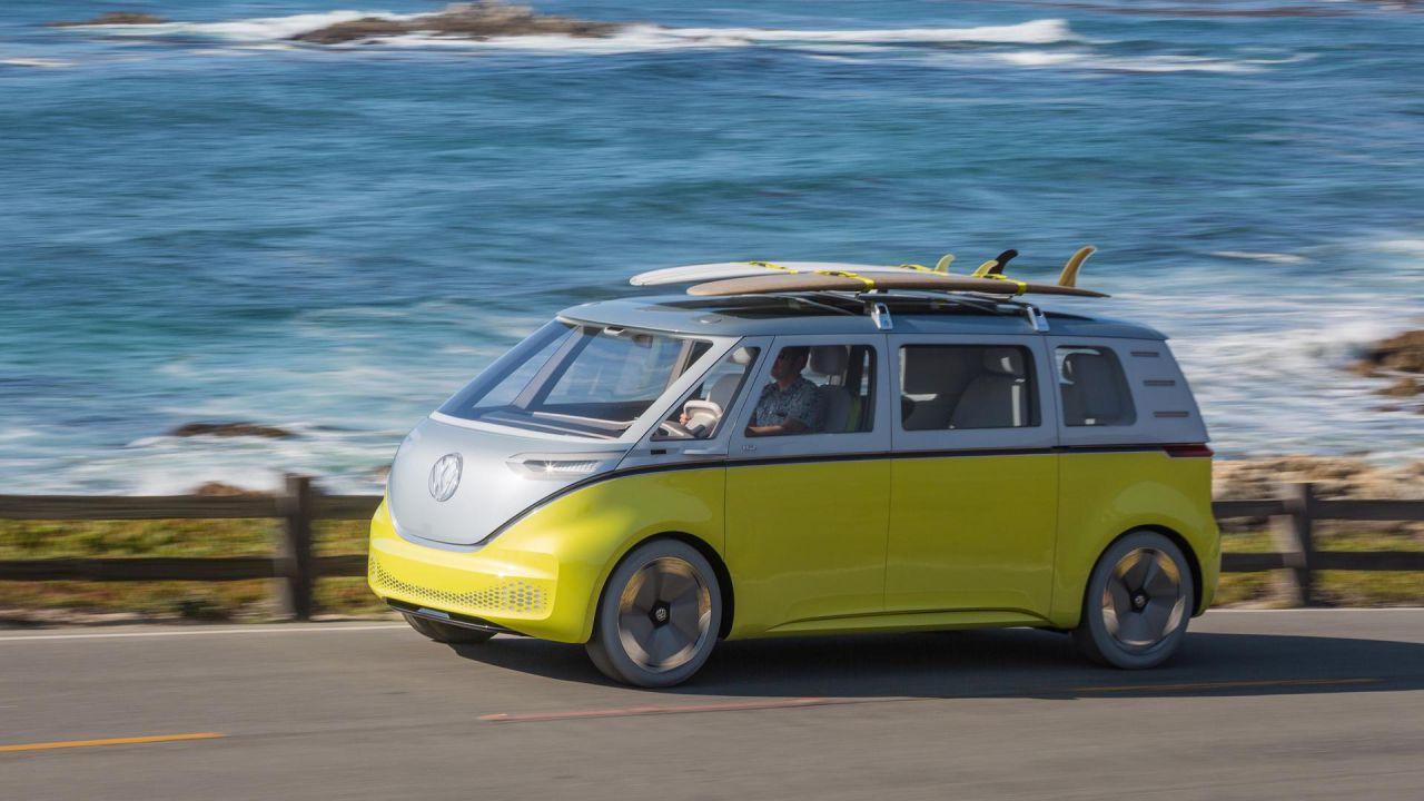 Il nuovo pulmino elettrico Volkswagen ID arriverà nel 2022, la conferma