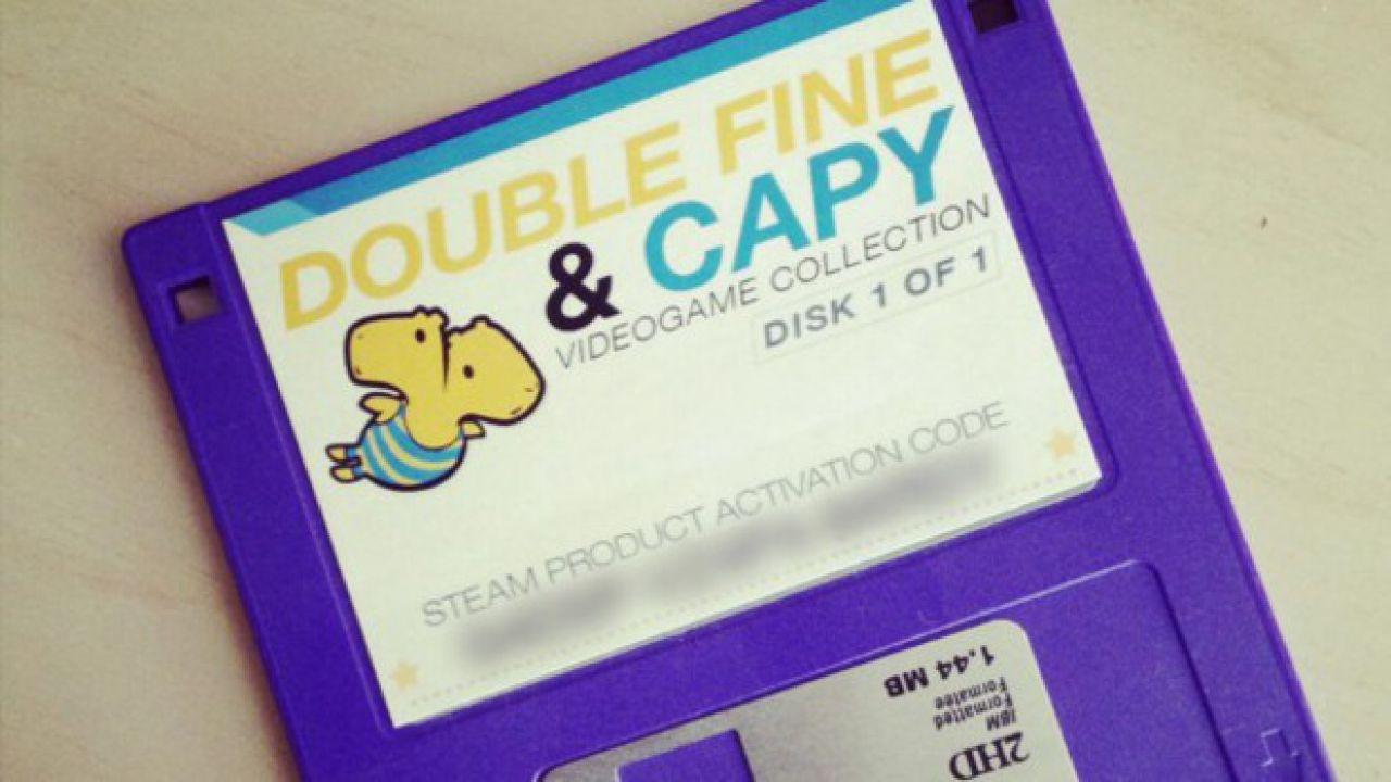 Il nuovo titolo di Capybara Games è un racing game con i personaggi di Double Fine