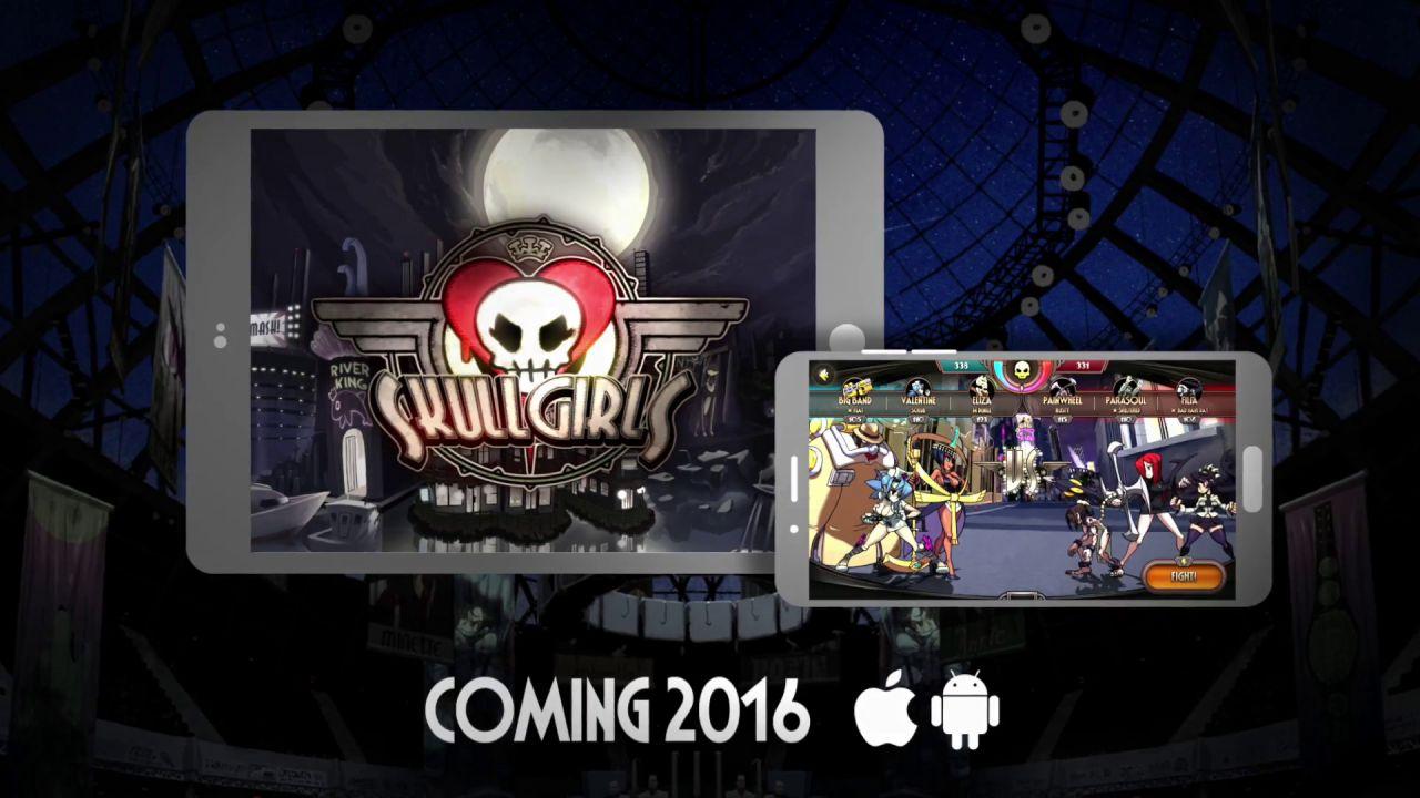 Il picchiaduro Skullgirls arriverà su iOS e Android