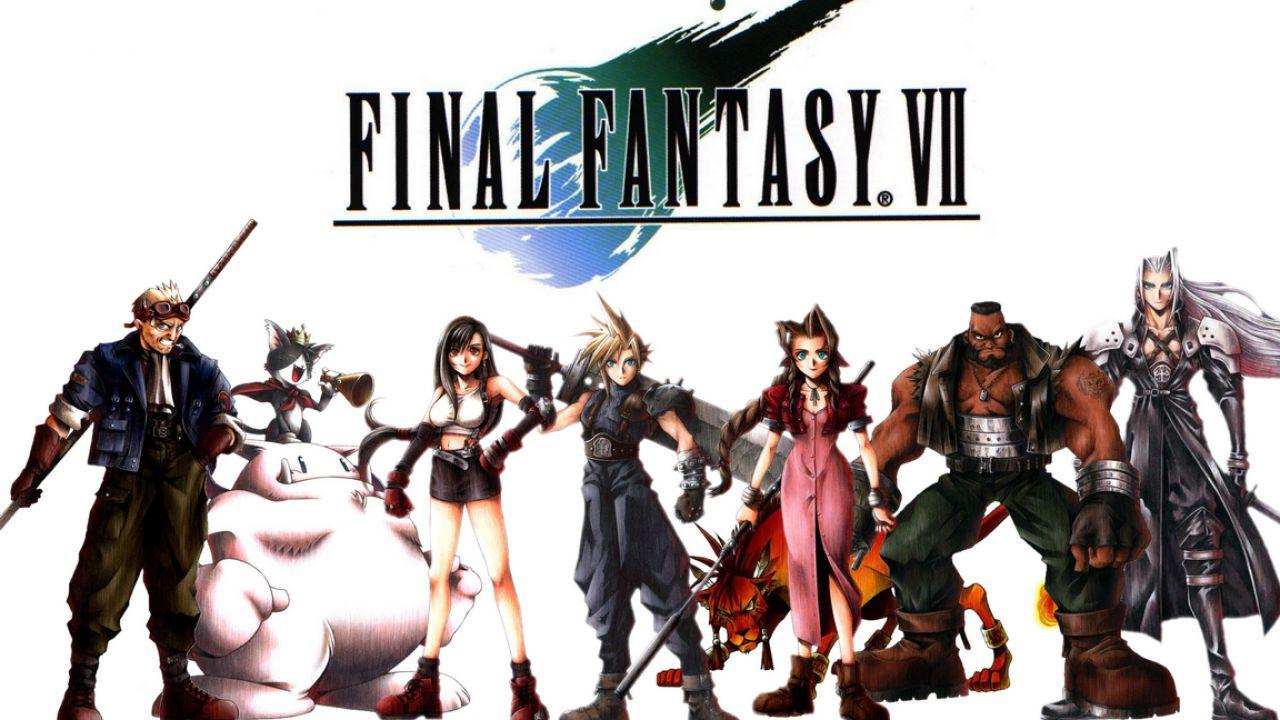 Il port PlayStation 4 di Final Fantasy VII è disponibile oggi