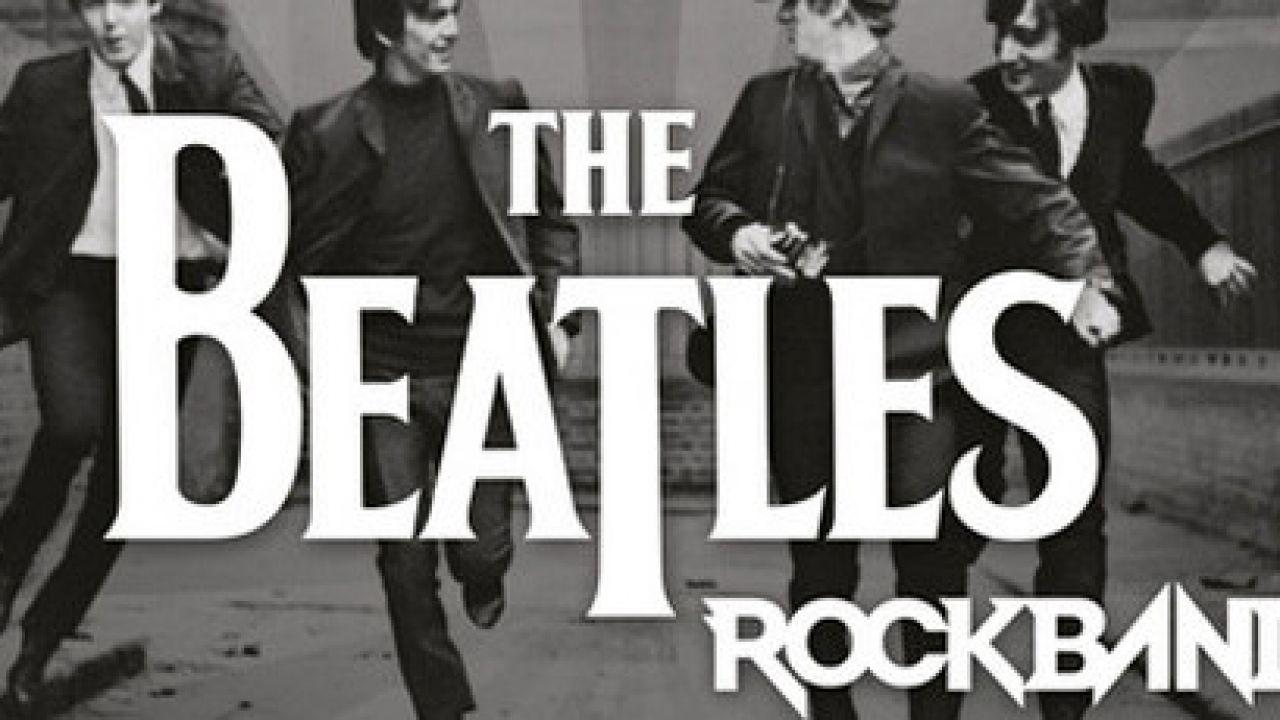 Il portale di The Beatles: Rock Band in nomination come miglior sito per un videogioco